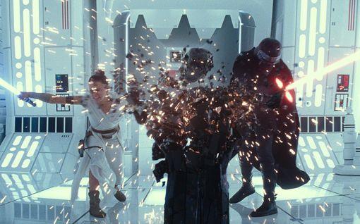 Star Wars -saaga päättyy - Odotetun The Rise of Skywalkerin ensi-ilta on tänään