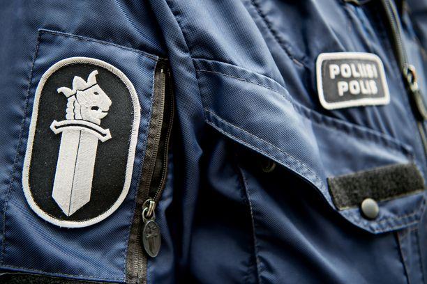 Arabianrannan murhaepäilty on poliisin vanha tuttu. Kuvituskuva.
