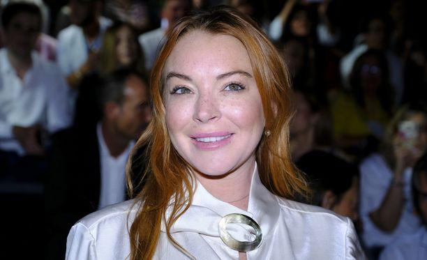 Lindsay Lohan halusi uuden alun Yhdysvaltojen ulkopuolella.