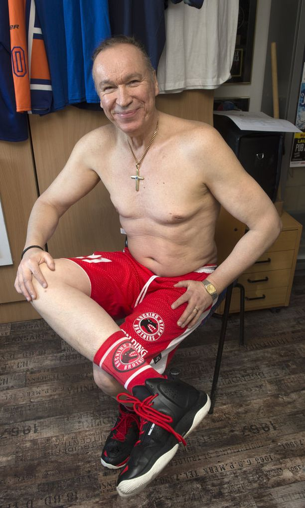 Vainio esitteli painonpudotuksensa tuloksia Iltalehdelle maaliskuun alussa, jolloin hän oli laihtunut 20 kiloa.