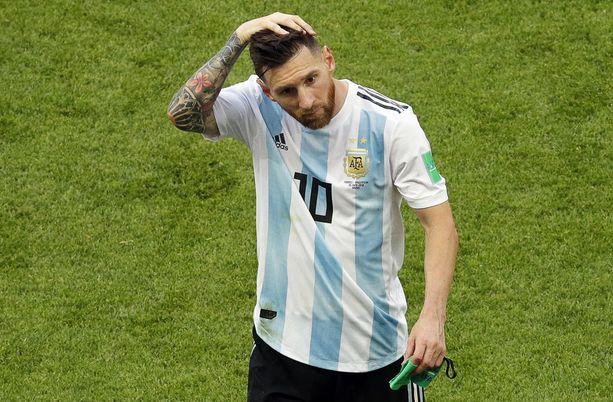 Lionel Messin MM-turnaus, ja mahdollisesti koko MM-kisaura, päättyi neljännesvälierissä Ranskalle kärsittyyn tappioon.