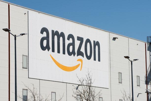 Verkkokauppaa hallitseva Amazon porskuttaa koronakriisin keskelläkin.