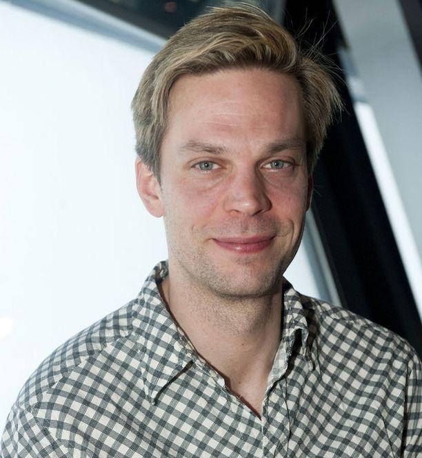 Takatukka ei kuulu Mikko Nousiaisen arkilookiin.