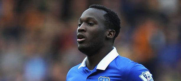 Romelu Lukaku paukuttaa jatkossakin maaleja Everton-nutussa.