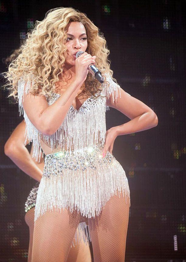 Beyonce teki upean paluun keikoille.