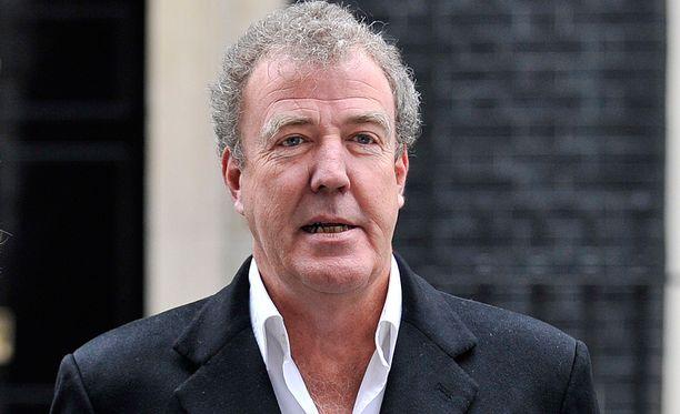 54-vuotias Jeremy Clarkson on vetänyt Top Gearia yli 10 vuotta.
