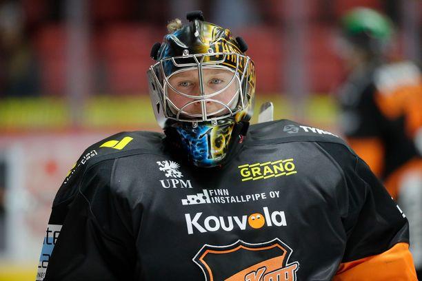 Juha Järvenpää pelasi väkevän nollapelin.