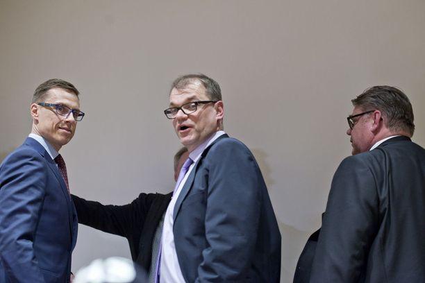 Sipilän (kesk) hallituksen perustamisneuvotteluissa vuonna 2015 linjattiin Suomen talouspolitiikan suunta.