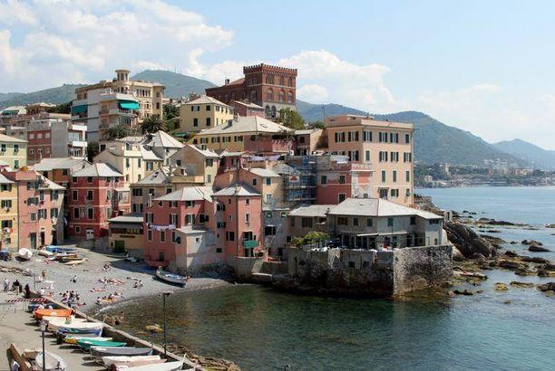 Genova on tunnelmallinen.