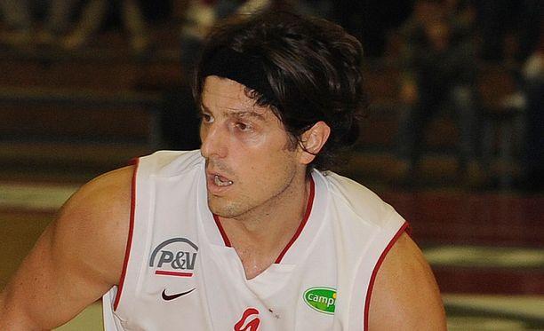 Sebastien Bellin pelaa seurajoukkuetasolla Gent Hawksissa.