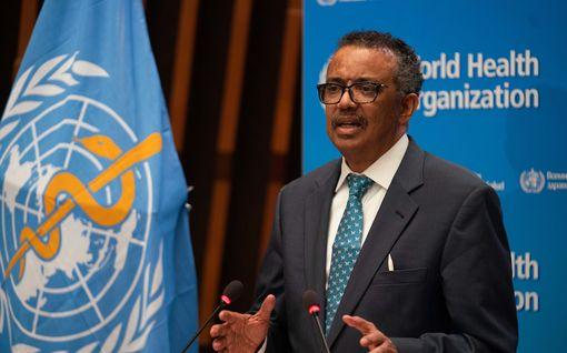 Yhdysvallat hyväksyi terveyskokouksen päätöslauselman – Kiina sitoutui tukemaan WHO:ta