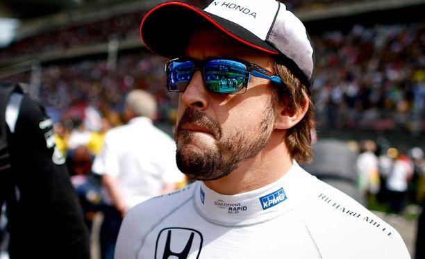 Fernando Alonso on voittanut F1-osakilpailun viimeksi keväällä 2013.