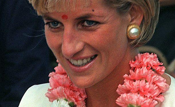 Näin kukoistavalta Diana näytti keväällä 1997.