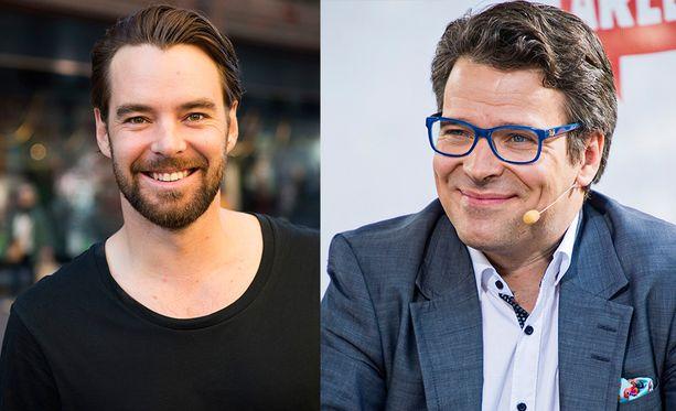 Mikko Leppilampi ja Ville Niinistö ovat tänään vieraina Sensuroimattomassa Päivärinnassa.