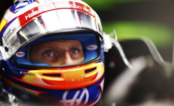 Romain Grosjean olisi omien sanojensa mukaan todennäköisesti ollut aika-ajojen yhdeksäs, mikäli Hamilton ei olisi sattunut hänen tielleen.