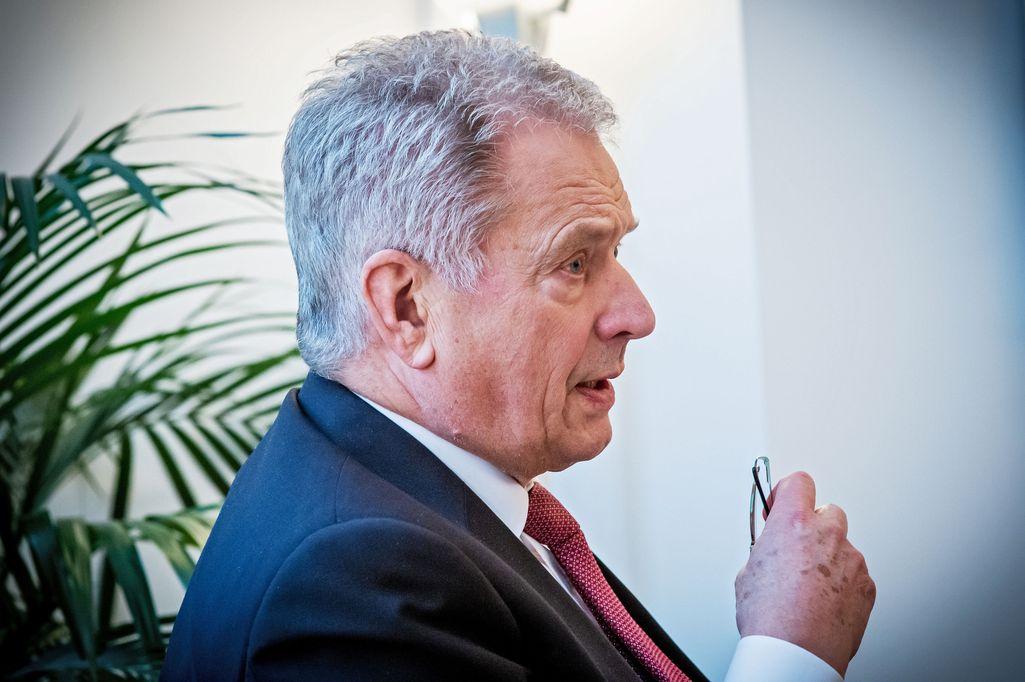 """Presidentti Niinistö turvallisuustilanteesta: """"Olemme tulleet 60 vuotta ajassa taaksepäin"""""""