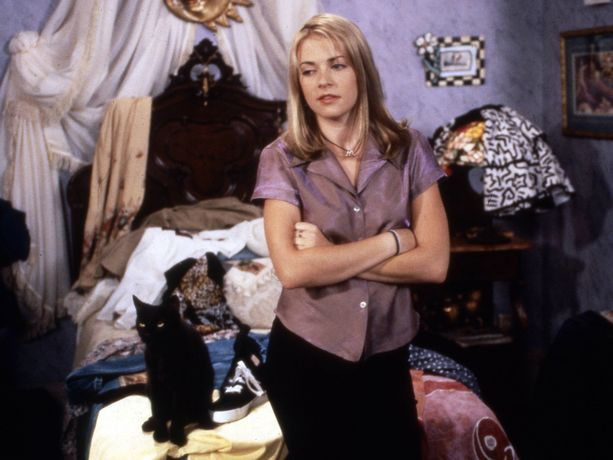 Puhuva Salem-kissa nousi suosikiksi vuosina 1996-2003 tehdystä Sabrina, teininoita -sitcomista. Pääosaa esitti Melissa Joan Hart.