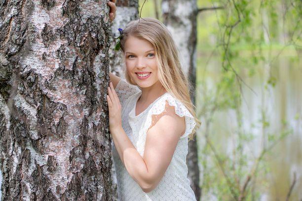 Essi Tähkä on vuoden 2019 EW-kilpailun toinen perintöprinsessa.