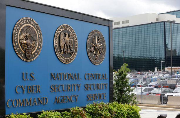 Yhdysvaltain kansallisen turvallisuuspalvelun rakennuksia Fort Meadessa.