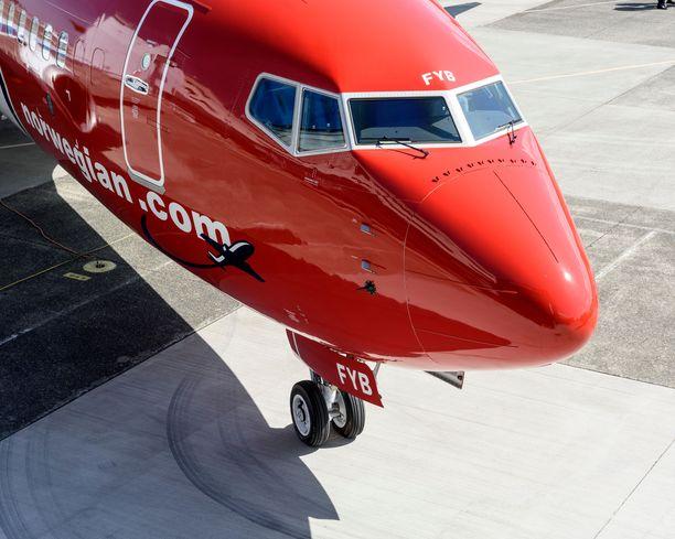 Norwegian on keskeyttänyt lentonsa Boeing 737 MAX -koneilla.