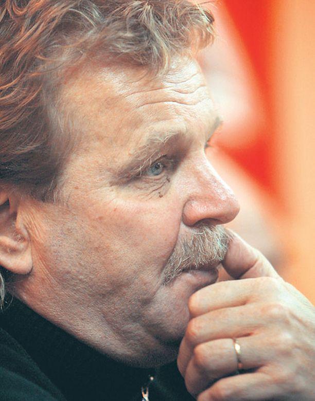 Suu supussa Pentti Matikainen ei itse halunnut ottaa valehtelukohuun mitään kantaa.