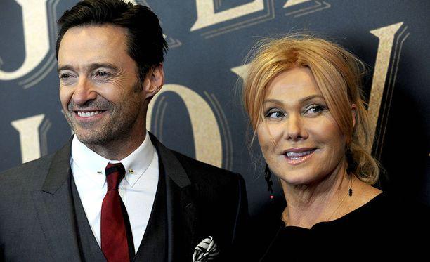 Hugh Jackman onn tunnettu australialainen näyttelijä. Mies tunnetaan esimerkiksi Wolverine-supersankarina.