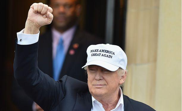 Donald Trump tulee voittamaan lähes kaikki osavaltiot, jotka eivät sijaitse rannikolla.