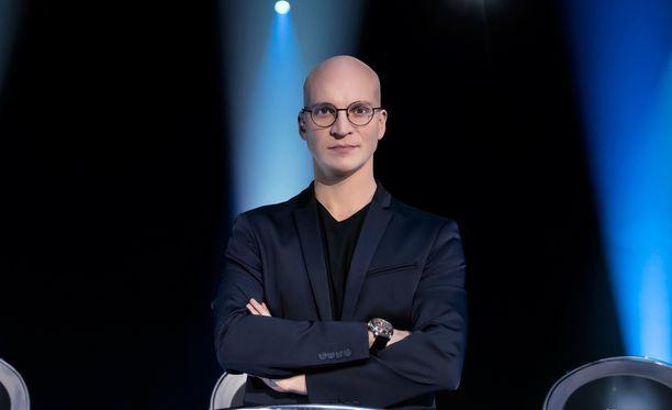 Riku Nieminen aloittaa Heikoin lenkki -juontajana.