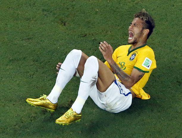 Neymarin kisat päättyivät eiliseen otteluun.