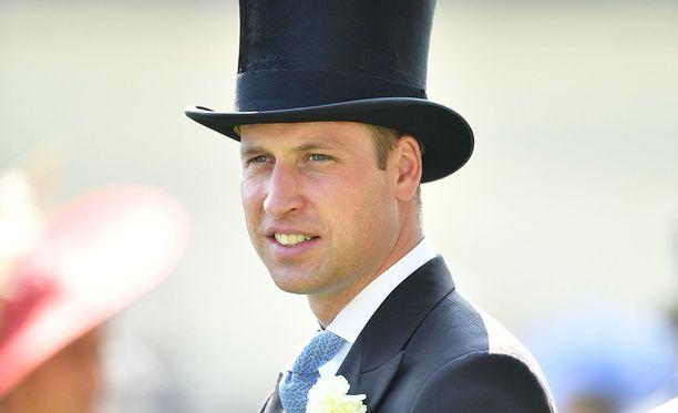 Onnea prinssi William!