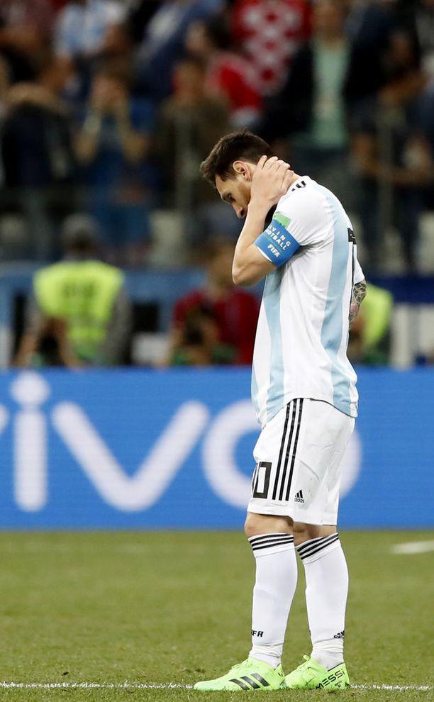 Leo Messi haluaisi pelata vielä turnauksen neljännessäkin ottelussa.