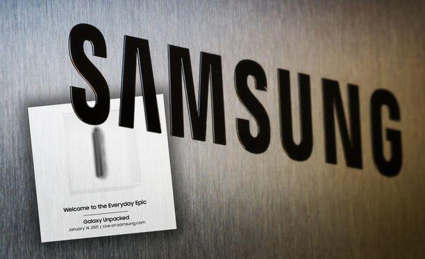 Samsungin julkistustilaisuus pidetään CES-messujen jälkeen.
