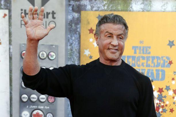 Sylvester Stallone kauppaa kotiaan.