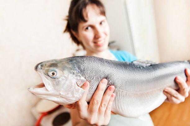 Kala on terveellistä, ja sitä kannattaa käyttää ruuanlaitossa eri lajeja vaihdellen.