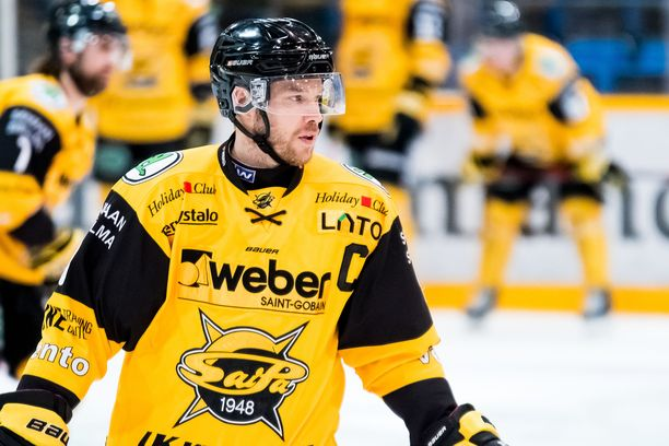 Ville Koho pelasi koko uransa SaiPassa.