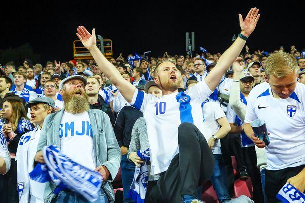 Suomalainen futiskulttuuri on edennyt jättiläisharppauksin.