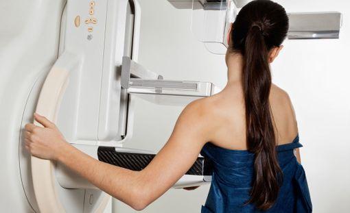 Mammografia on rintarauhasen röntgentutkimus.