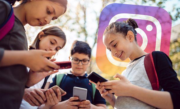 Instagram saattaa julkaista lapsille suunnatun sovelluksen.