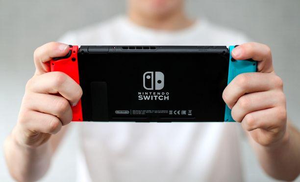 Nintendo Switch -konsoleita ei saada välttämättä tarpeeksi jouluksi.
