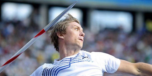 Andreas Thorkildsenin hurja kunto ei ota loppuakseen.