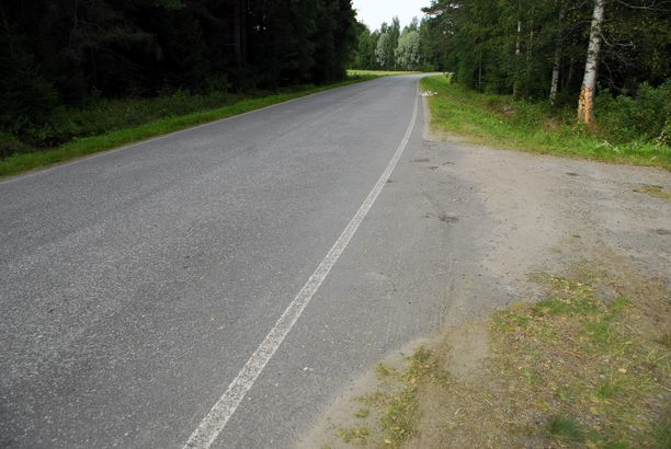 Arkistokuva Ilmajoelta.