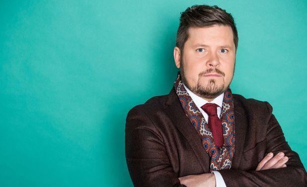 Näyttelijä-juontaja Janne Kataja kertoo, että Jaskan ladasta on tullut hänellekin ostotarjouksia.