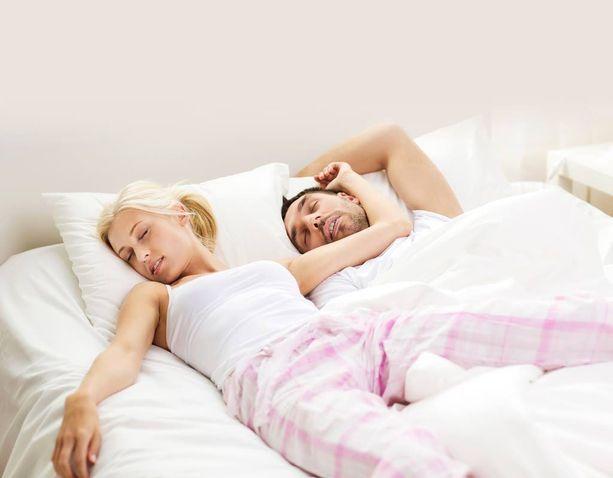 Syvä uni on erityisen tärkeää, sillä sen aikana palaudumme fyysisesti, aivot elpyvät ja kuona-aineet poistuvat aivoista.
