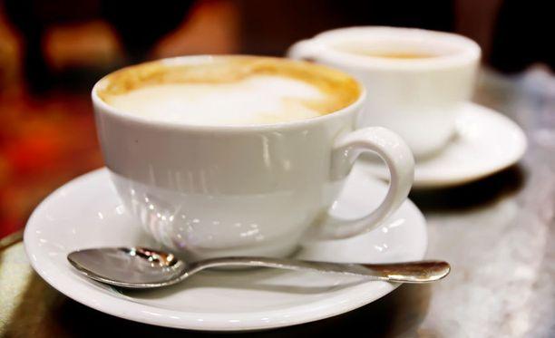 Kahvin valmistaminen on taitolaji.
