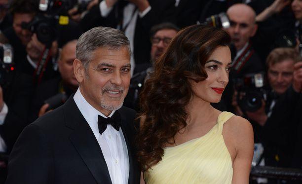 George Clooneysta tulee 56-vuotiaana ensikertaa isä.