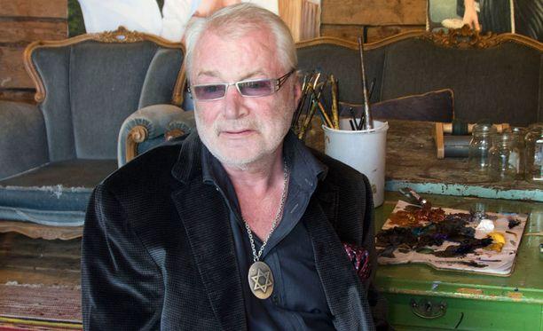 Juhani Palmu vietti kesällä 70-vuotispäiviään.