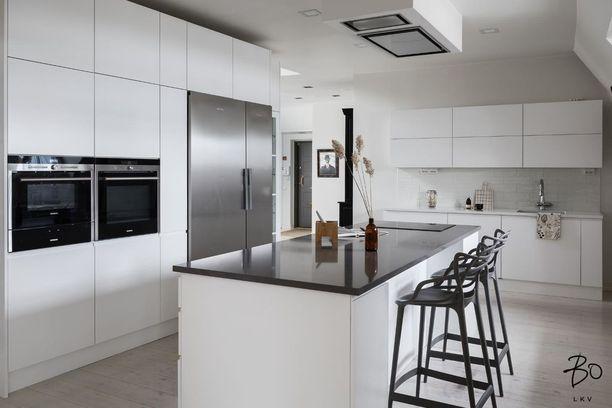 Asunnon nykyinen omistaja on esitellyt sitä amerikkalaisessa Wall Street Journal -lehdessä. Artikkelissa hän kertoi muun muassa keittiön vaihtaneen paikkaa.