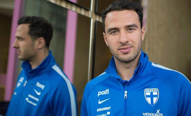 Berat Sadikin paluu nosti tunnelmaa maajoukkueessa.