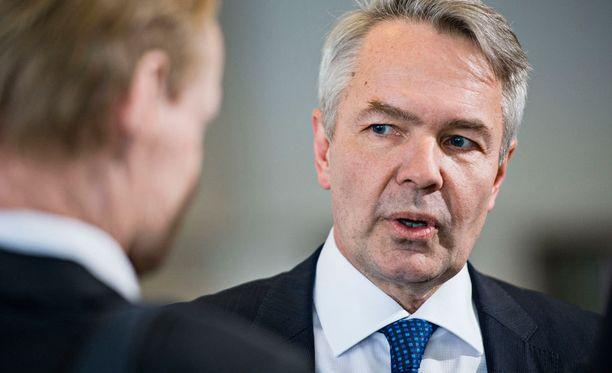 Kansanedustaja Pekka Haavisto (vihr) ilmoitti lauantaina lähtevänsä puolueensa presidenttiehdokkaaksi.