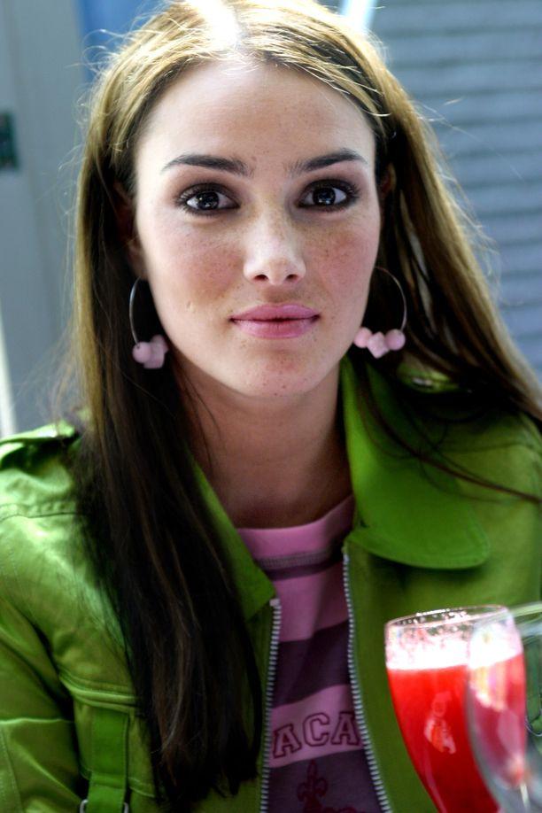 Sara La Fountain vuonna 2004.